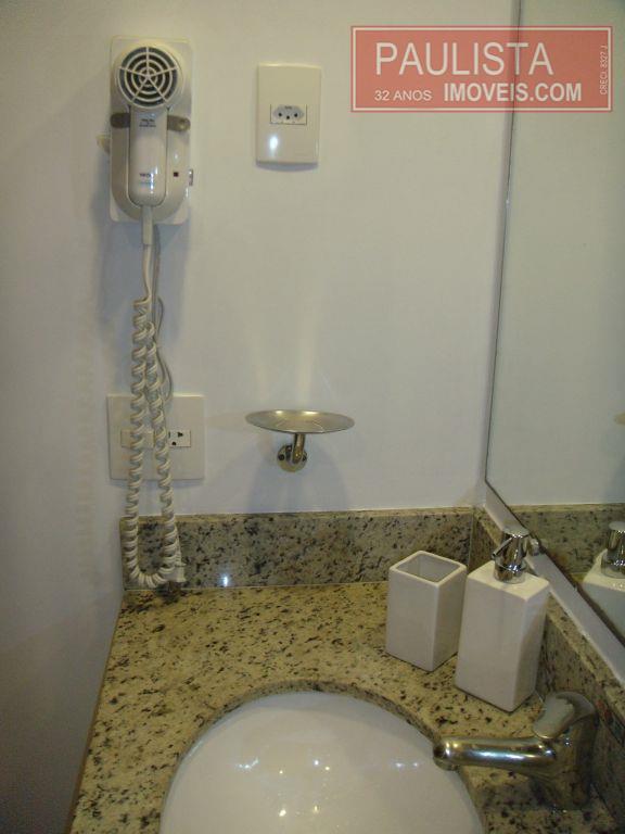 Paulista Imóveis - Flat 1 Dorm, Vila Clementino - Foto 9