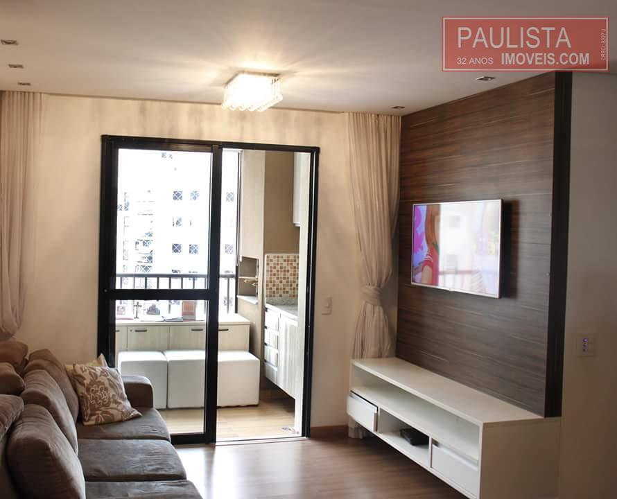 Paulista Imóveis - Apto 3 Dorm, Campo Grande - Foto 10