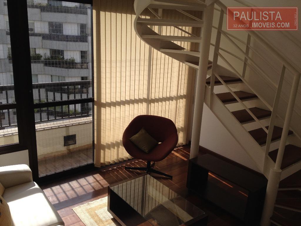 Loft 1 Dorm, Jardim Paulista, São Paulo (LF0046)