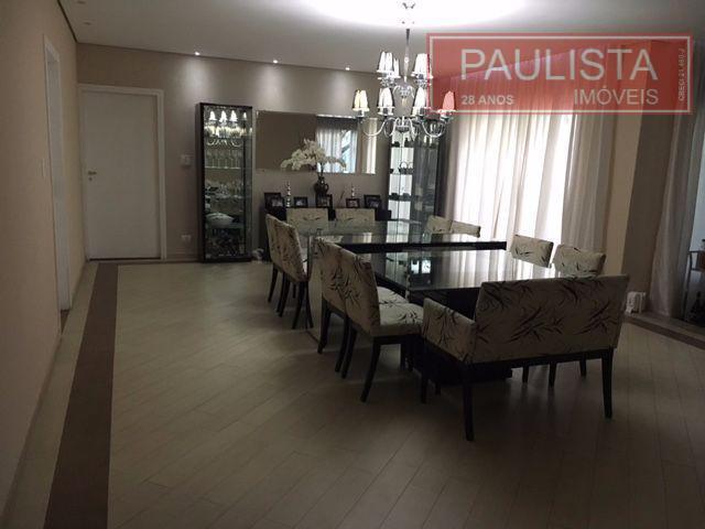 Paulista Imóveis - Casa 4 Dorm, Interlagos