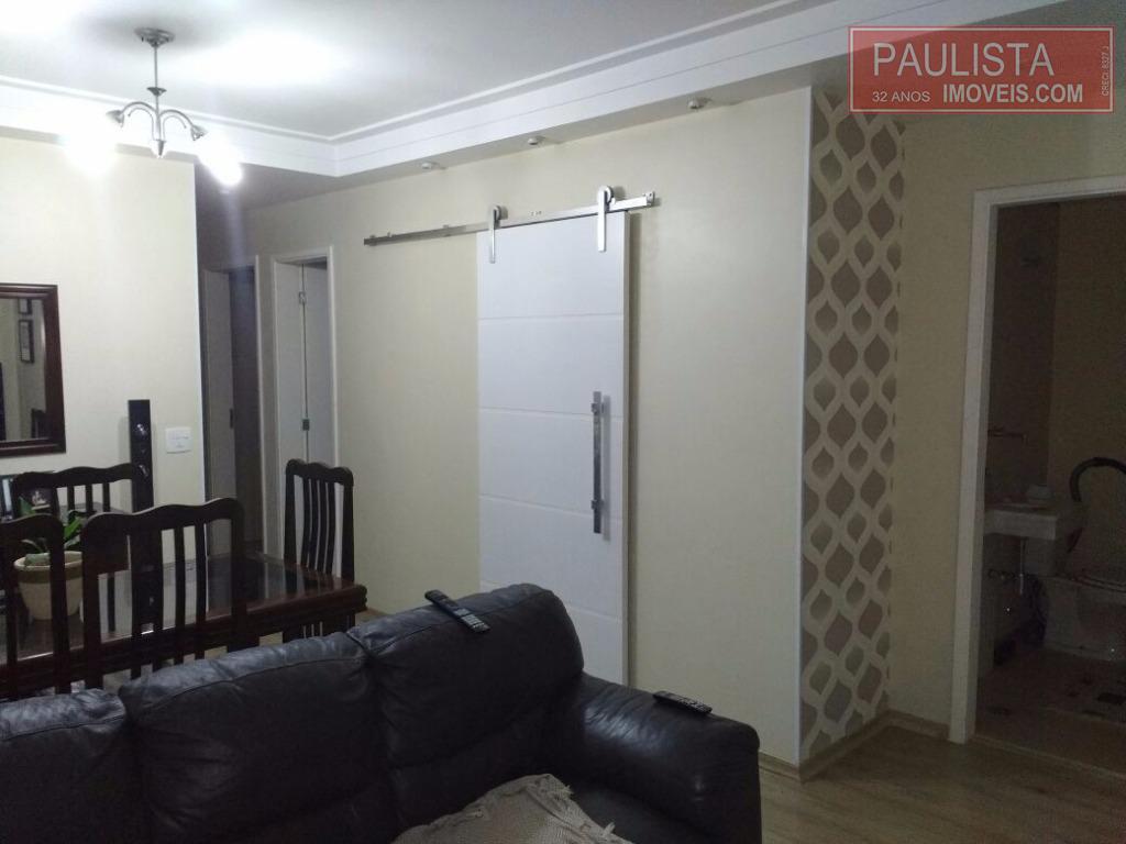 Paulista Imóveis - Apto 3 Dorm, Interlagos - Foto 9