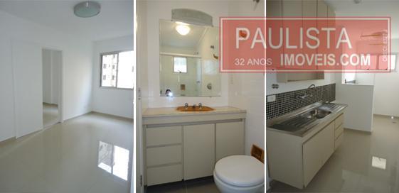 Paulista Imóveis - Apto 1 Dorm, Pacaembu (AP15618) - Foto 2