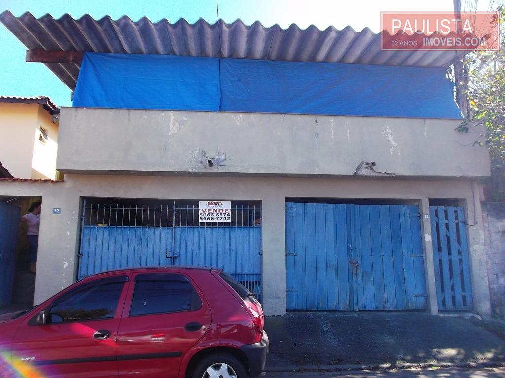 Casa 4 Dorm, Jardim São Nicolau, São Paulo (CA1563)