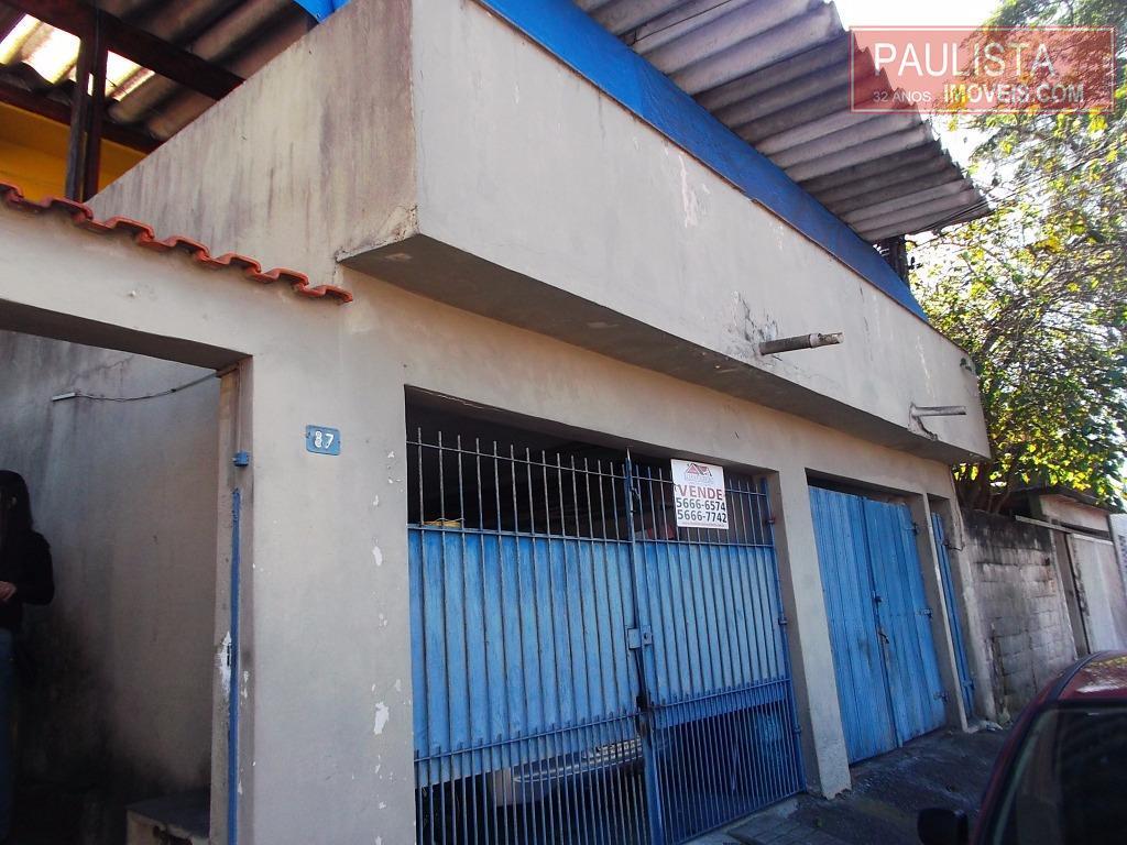 Casa 4 Dorm, Jardim São Nicolau, São Paulo (CA1563) - Foto 2