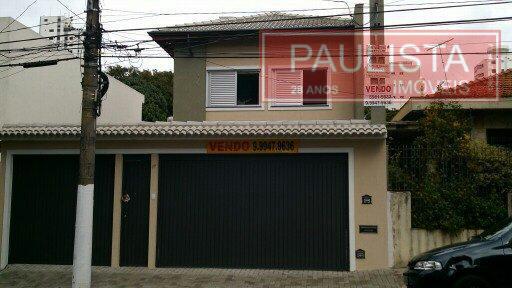 Casa 3 Dorm, Campo Belo, São Paulo (SO1837)