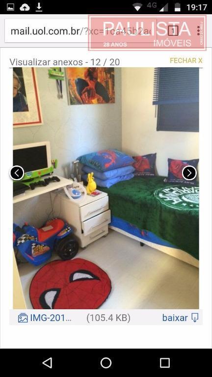 Apto 3 Dorm, Campo Grande, São Paulo (AP15675) - Foto 6