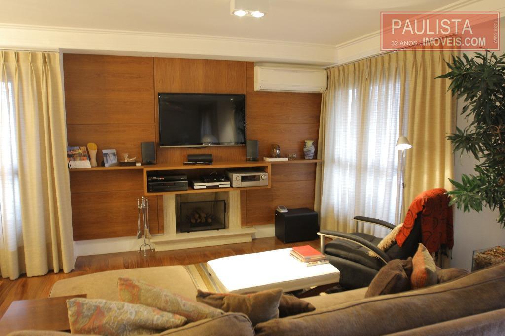 Apto 4 Dorm, Indianópolis, São Paulo (AP15685)