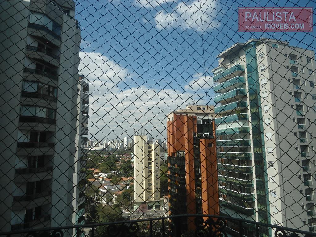 Apto 4 Dorm, Itaim Bibi, São Paulo (AP15697)