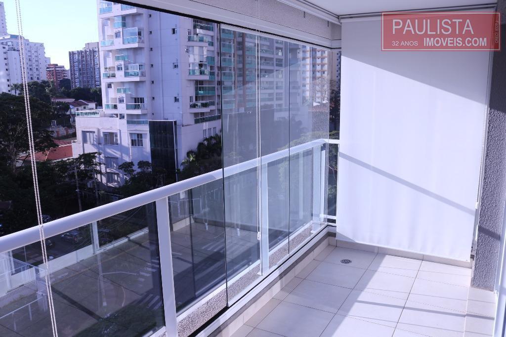 Apto 1 Dorm, Campo Belo, São Paulo (AP15866) - Foto 4