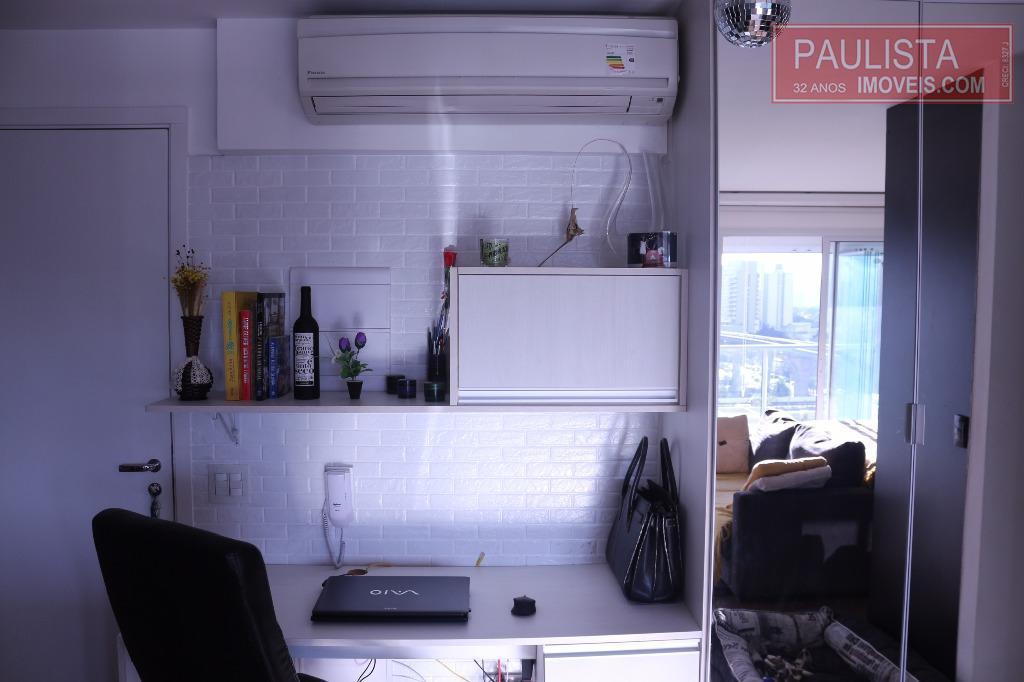 Apto 1 Dorm, Campo Belo, São Paulo (AP15866) - Foto 6