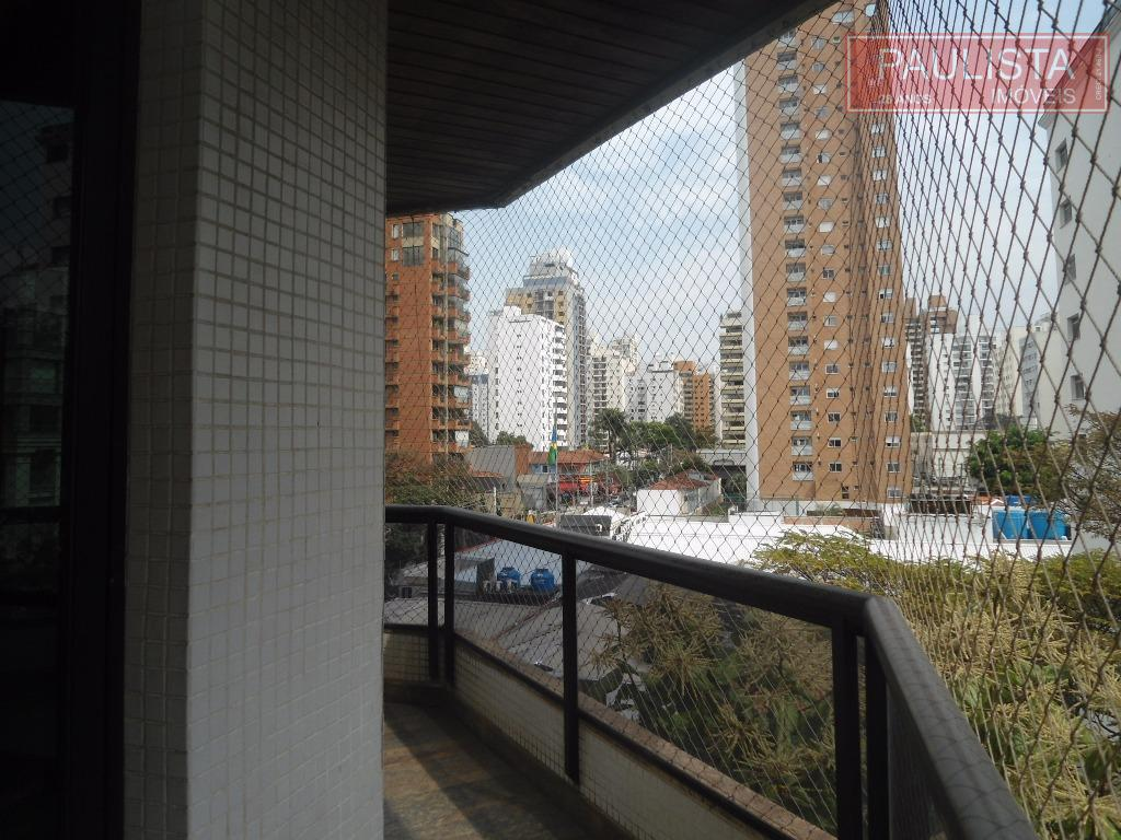 Apto 4 Dorm, Moema, São Paulo (AP15867) - Foto 2