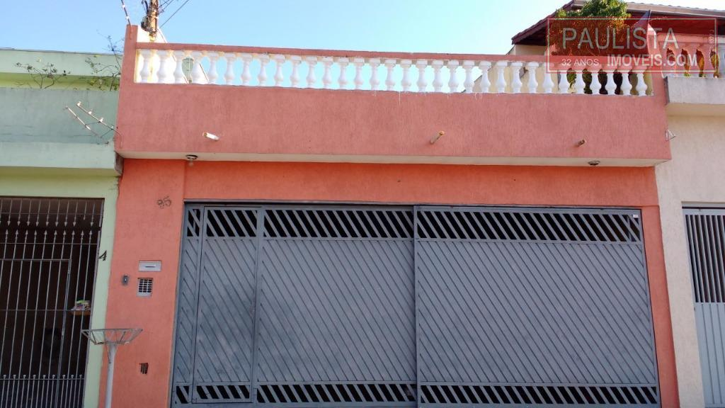Paulista Imóveis - Casa 3 Dorm, Rio Bonito