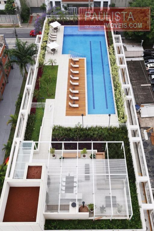 Apto 1 Dorm, Alto da Boa Vista, São Paulo (AP15914) - Foto 9