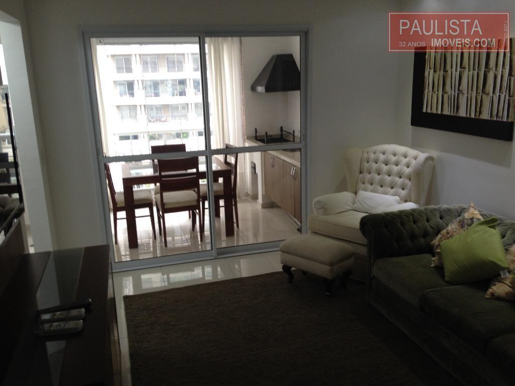 Paulista Imóveis - Loft 1 Dorm, Jardim Paulista