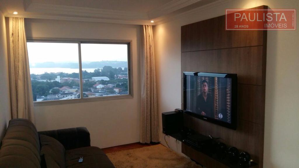 Paulista Imóveis - Apto 2 Dorm, Capela do Socorro