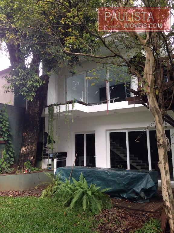 Casa 5 Dorm, Campo Belo, São Paulo (CA1594)