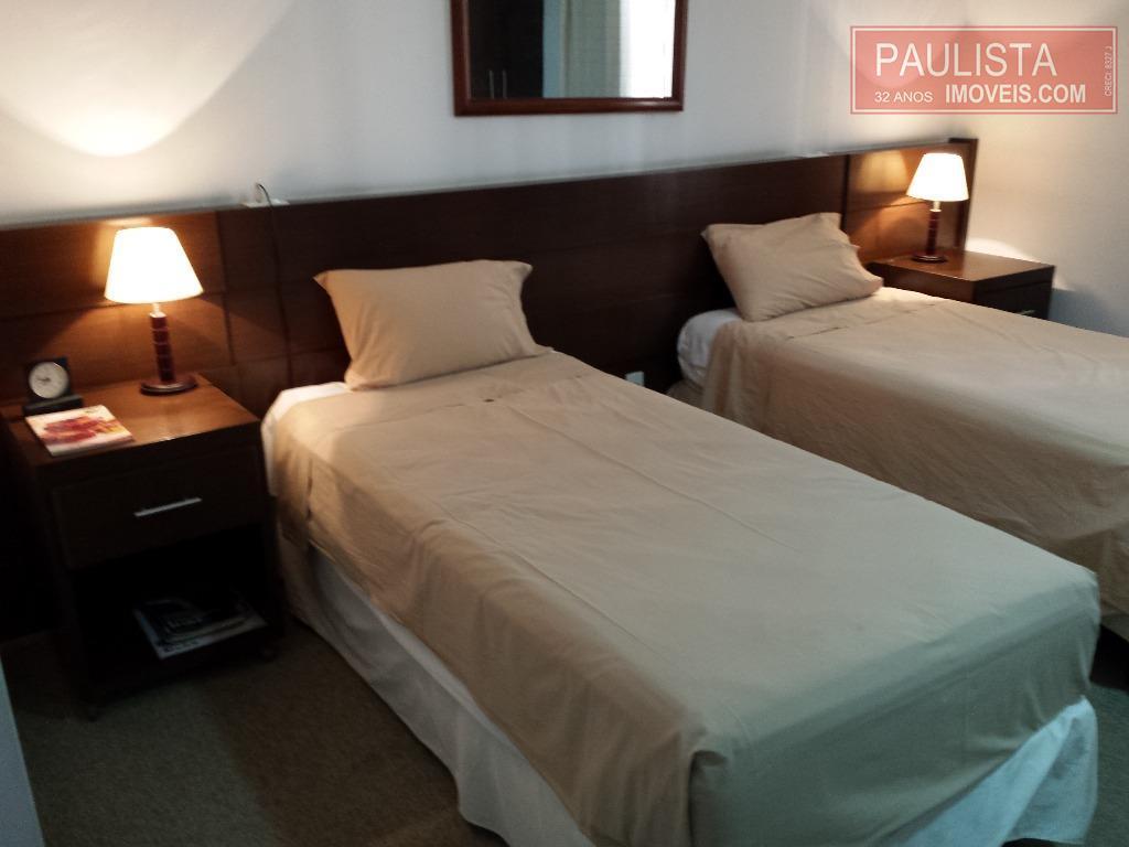 Flat 1 Dorm, Campo Belo, São Paulo (FL0179) - Foto 3