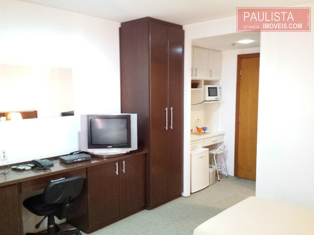 Flat 1 Dorm, Campo Belo, São Paulo (FL0179) - Foto 5