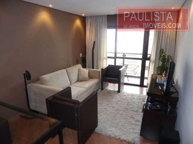 Flat 1 Dorm, Jardim Paulista, São Paulo (FL0180) - Foto 3