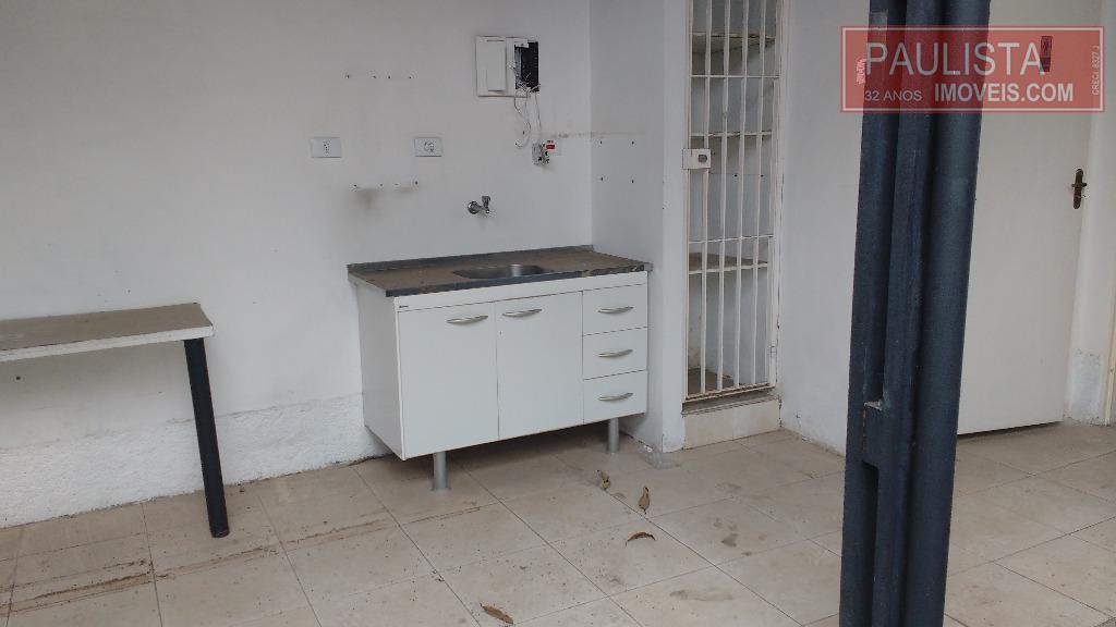 Casa 2 Dorm, Campo Belo, São Paulo (SO1931)