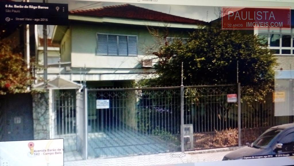 Casa 3 Dorm, Campo Belo, São Paulo (SO2115)