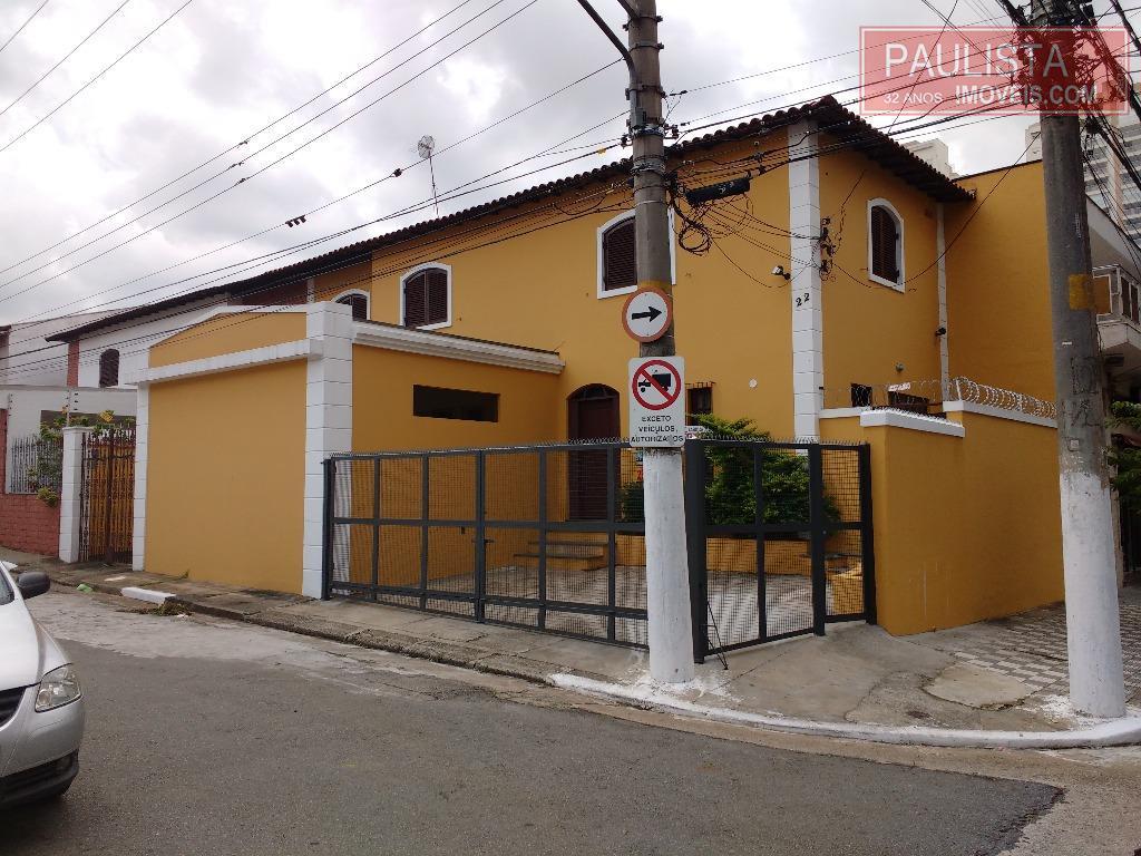 Casa 1 Dorm, Campo Belo, São Paulo (CA0151)