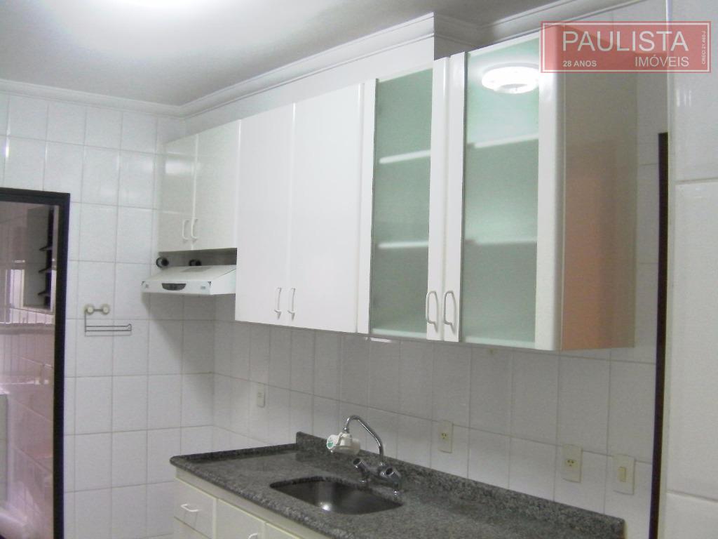 Paulista Imóveis - Apto 3 Dorm, Santo Amaro - Foto 2
