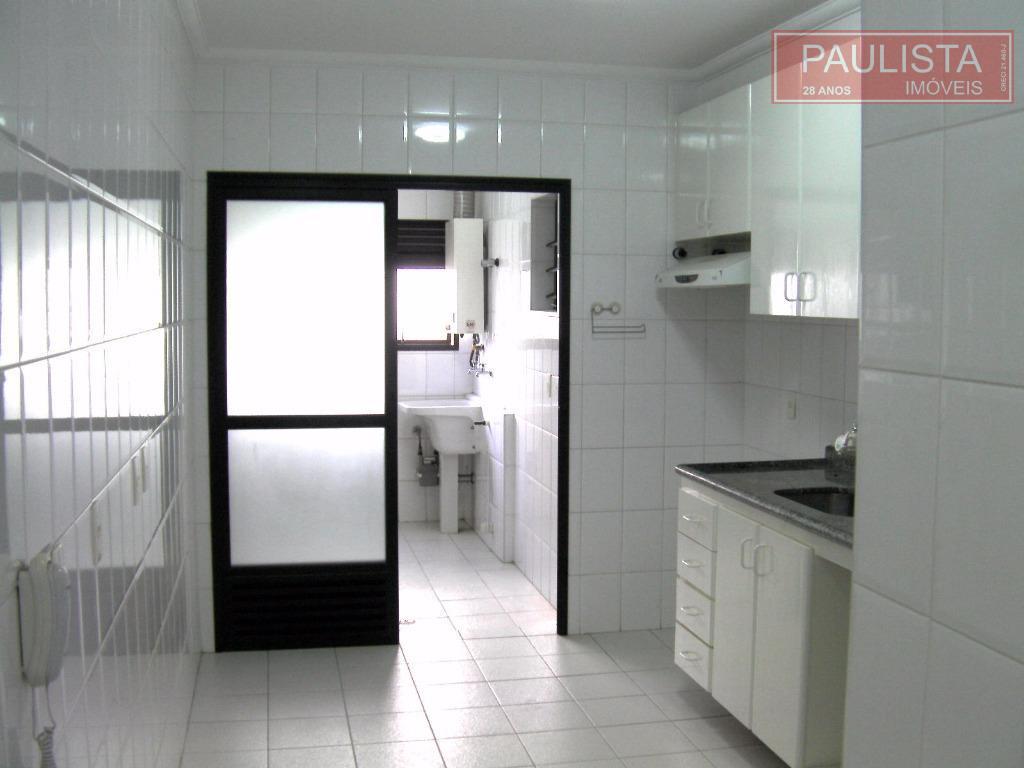 Paulista Imóveis - Apto 3 Dorm, Santo Amaro - Foto 3
