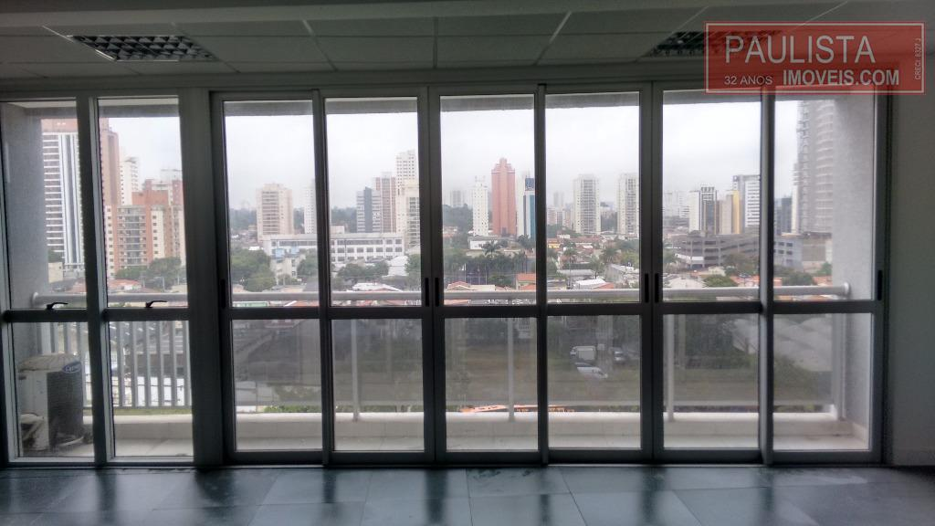 Sala, Chácara Santo Antônio (zona Sul), São Paulo (CJ0608) - Foto 5