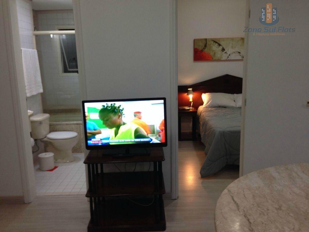 Flat Para Locação - Vila Olímpia - The Must!!!!