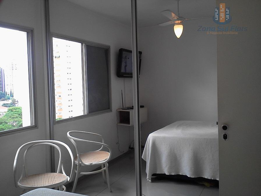 apartamento estilo flat totalmente mobiliado para locação em região nobre de são paulo!as torneiras da cozinha...