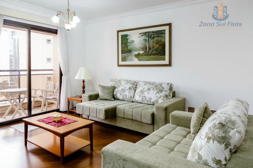 Flat Para Aluguel Alto Padrão Em Moema - The Sutton House