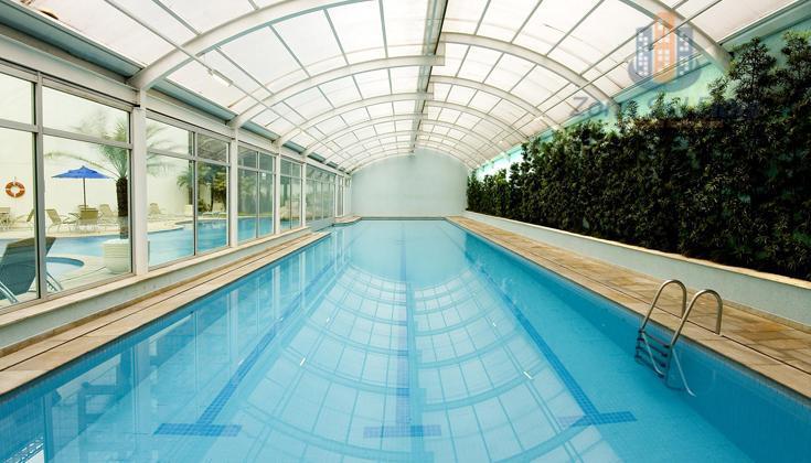 flat mobiliado - pool - pronto para morar - região nobre - vila olímpia!flat diferenciado em...