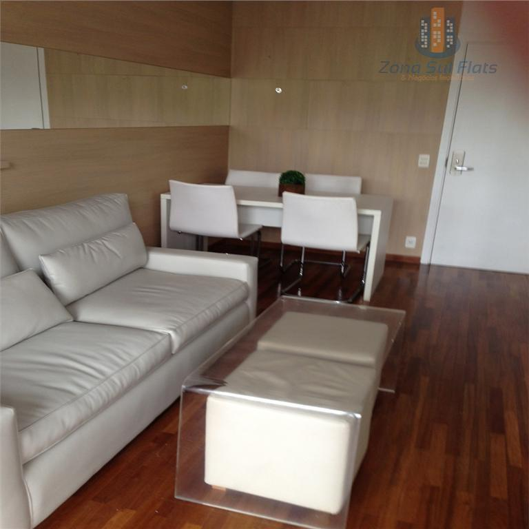Lindo Flat Para Locação na Vila Nova Conceição - Diogo Home Boutique