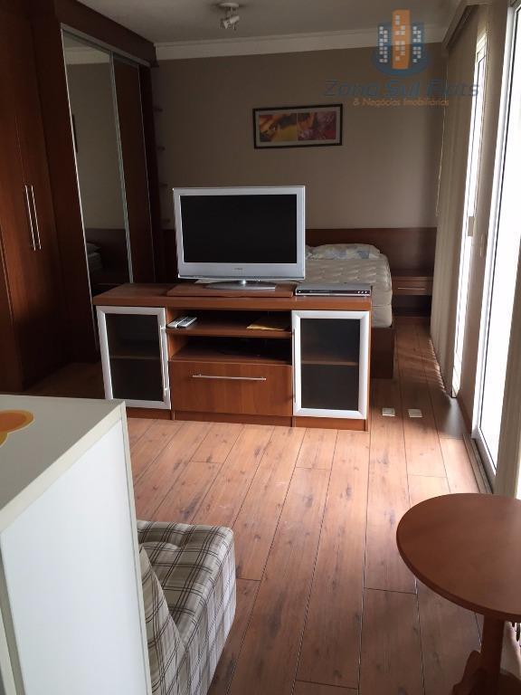 Flat Para Locação em Área Nobre! Diogo Home Boutique! Vila Nova Conceição