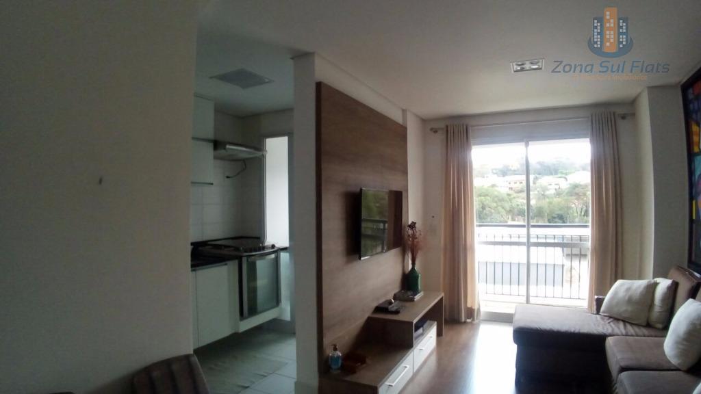 Apartamento Cobertura Mobiliado- Venda ou Locação - 2 Quartos - Próximo ao Hospital Albert Einstein!