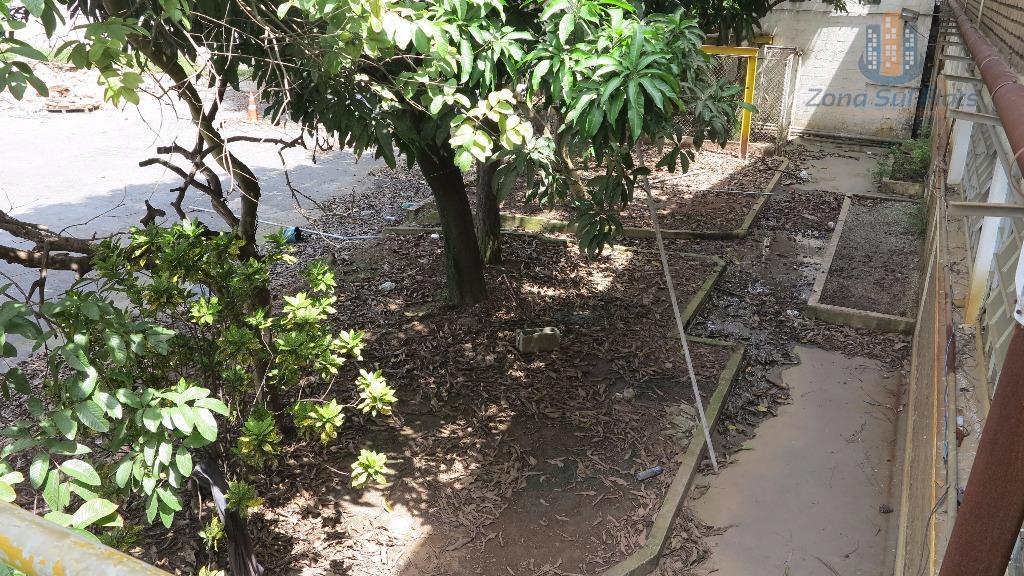 Terreno Com Galpão Para Locação Em Guarulhos - Próximo Ao Aeroporto de Cumbica!
