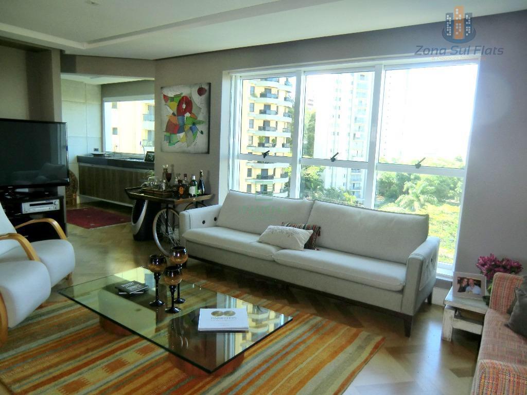 Apartamento Alto Padrão Para Venda/Locação no Morumbi - 3 Quartos sendo 1 Súíte - 3 Vagas!