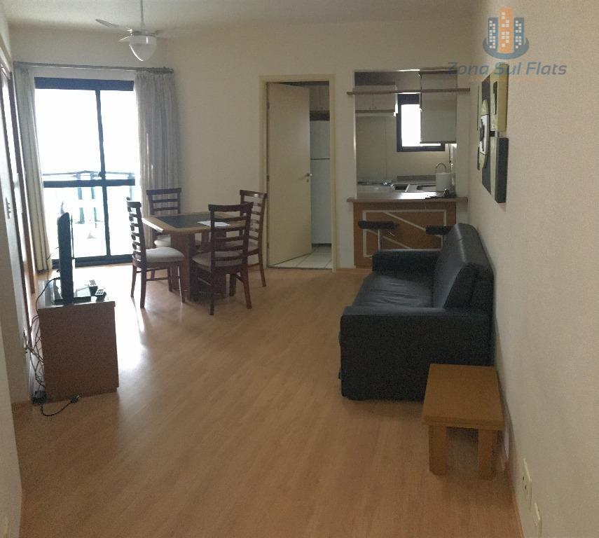 Impecável Flat Para Venda/Locação No Paraíso I 2 Dormitórios Sendo 1 Suíte I 2 Vagas de Garagem I 59m²