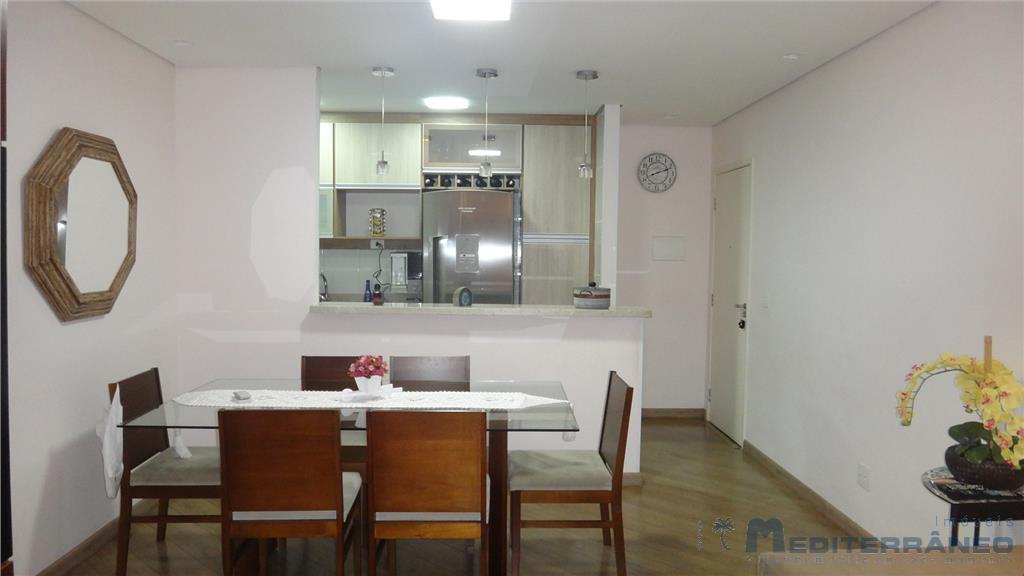 Belíssimo Apartamento Cond. Practice 3 Dormitórios