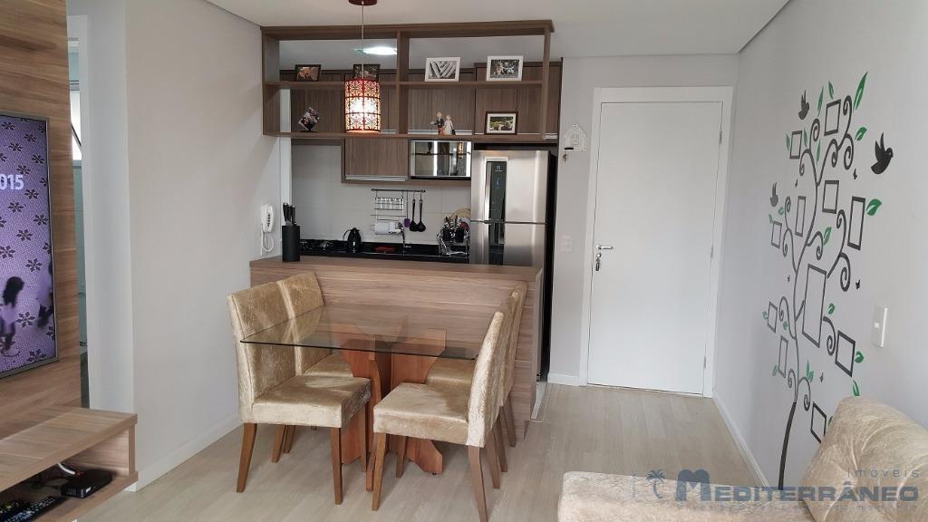 Apartamento residencial à venda, Vila de Vito, Jundiaí.