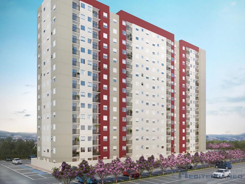 Lançamento Paraíso Residencial, Apartamentos a partir de R$ 169.000,00