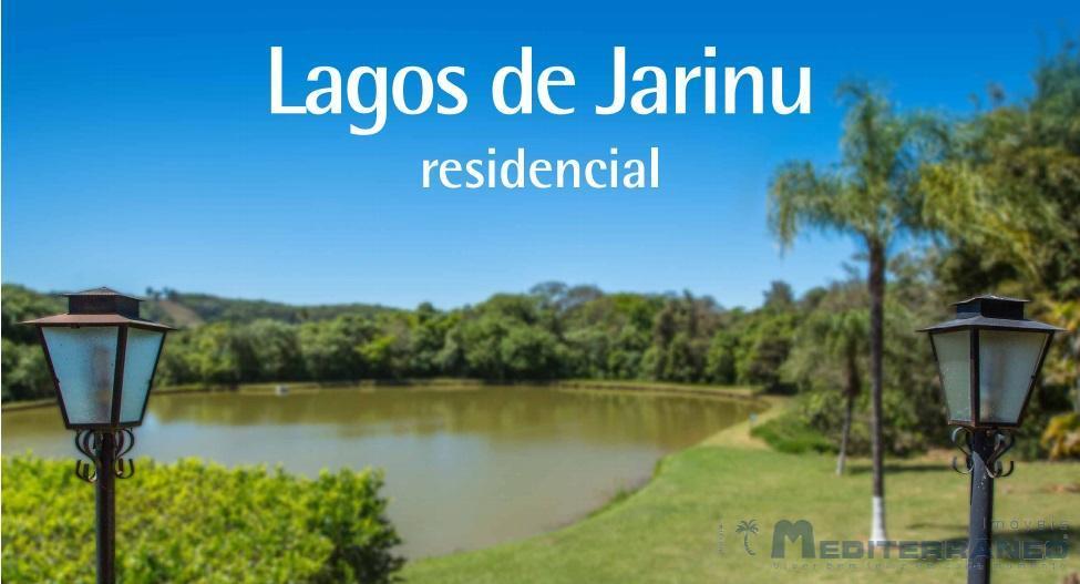 Lançamento Lagos de Jarinu Residencial, a partir de 100.000,00