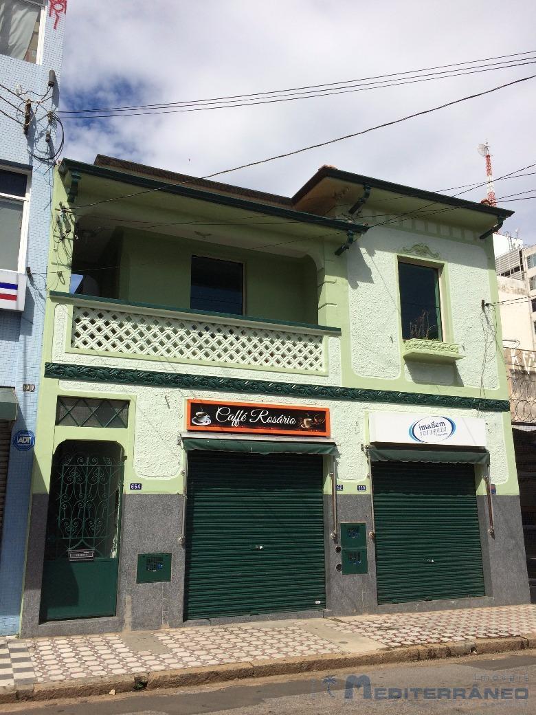 Prédio comercial para locação, Centro, Jundiaí - PR0057.