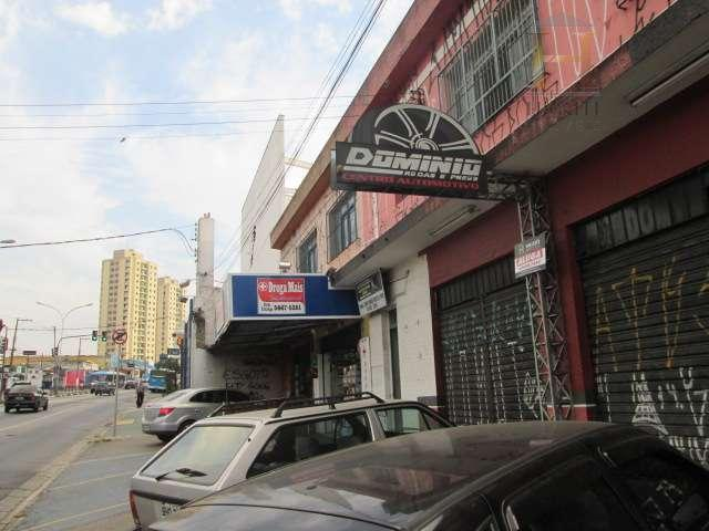 Prédio comercial para locação, Jardim Umuarama, São Paulo.