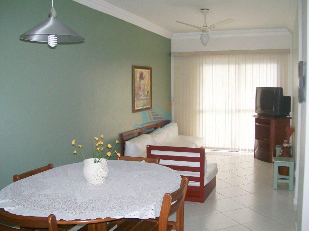 Apartamento  temporada para locação, Praia da Enseada - Aquário, Guarujá.