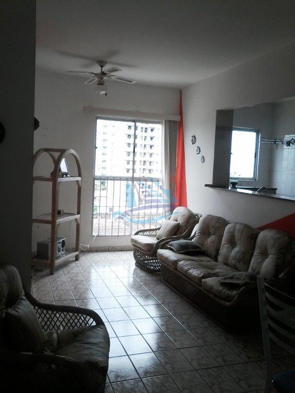 Apartamento  residencial para locação, Praia da Enseada – Brunella, Guarujá.