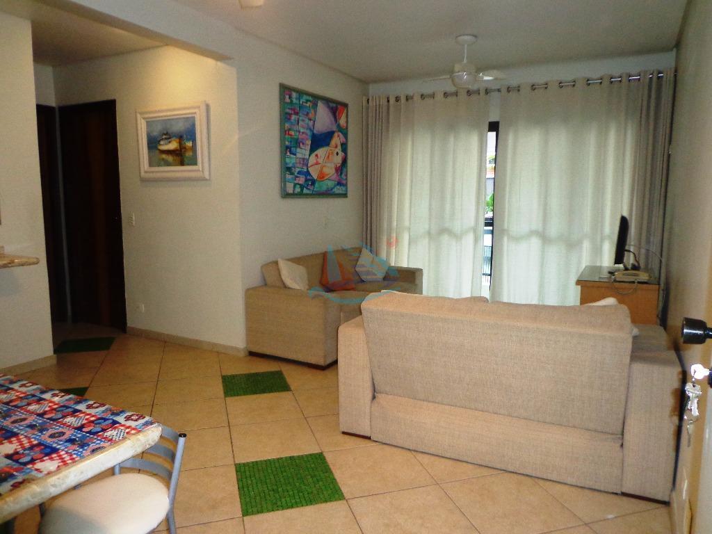 Apartamento  residencial à venda, Praia da Enseada – Brunella, Guarujá.