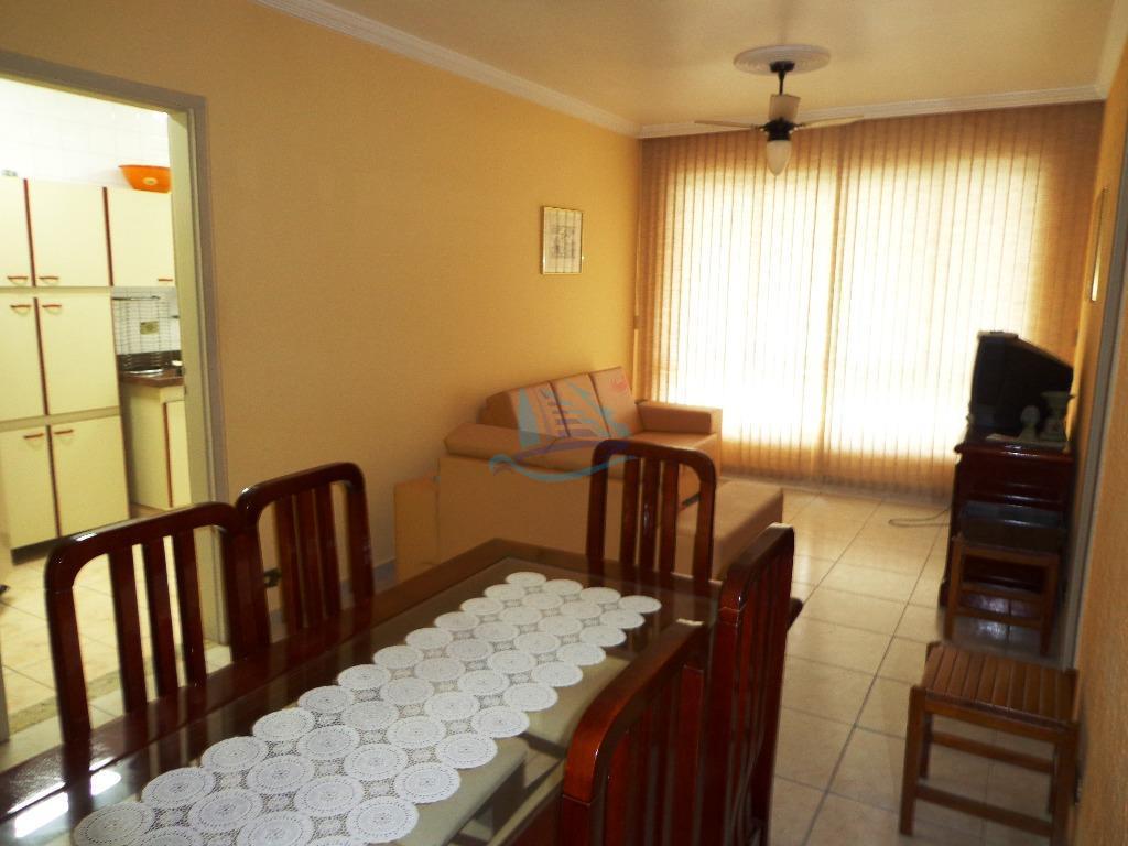 Apartamento residencial à venda, Praia da Enseada – Aquário, Guarujá.