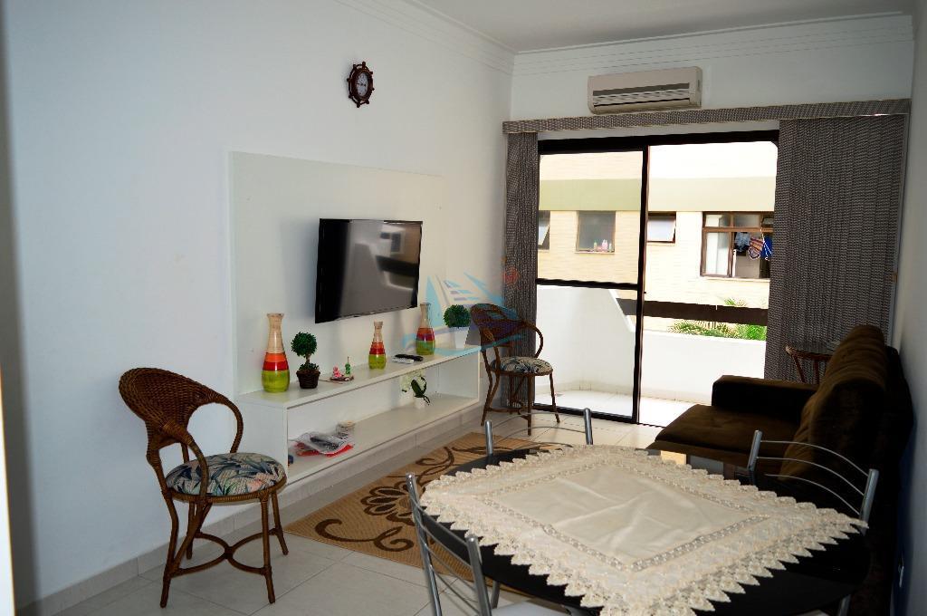 Apartamento residencial para locação, Praia da Enseada – Aquário, Guarujá.